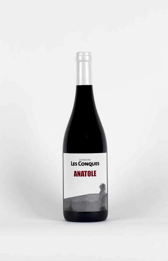 vin rouge toine 2015
